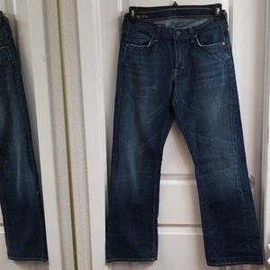 Men's Citizens Of Humanity Jagger jeans sz 32